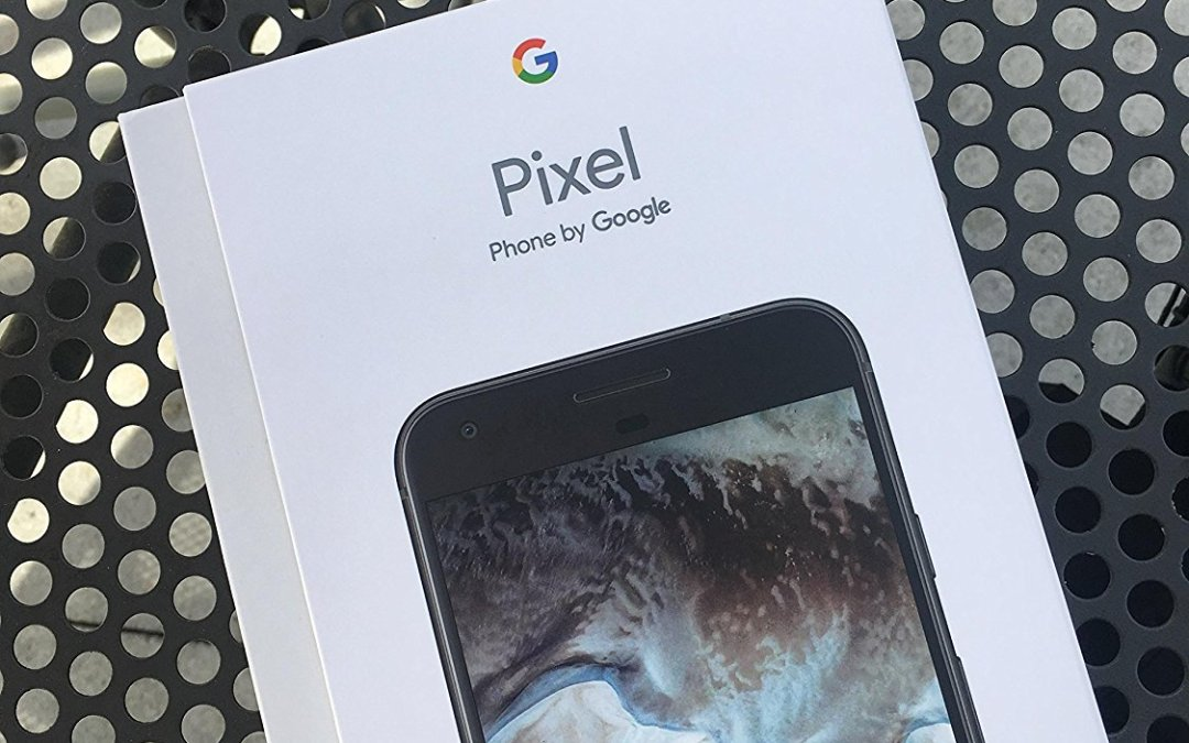 First Impressions: Google Pixel
