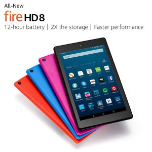 Amazon Fire 8 HD