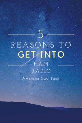 Get into HAM radio