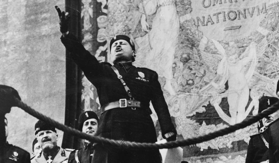 , Marco Cuzzi: Η Διεθνής του Μουσολίνι και η Ελλάδα, INDEPENDENTNEWS