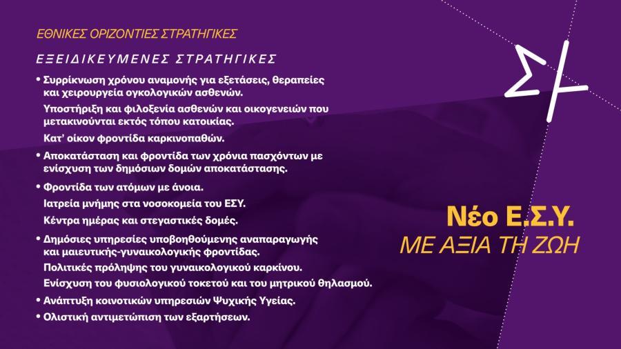 Νέο ΕΣΥ