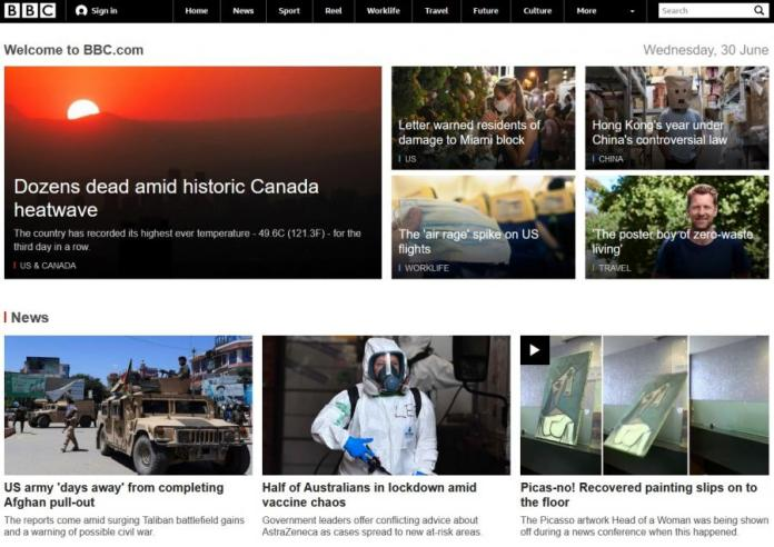 Το BBC για τον πίνακα του Πικάσο