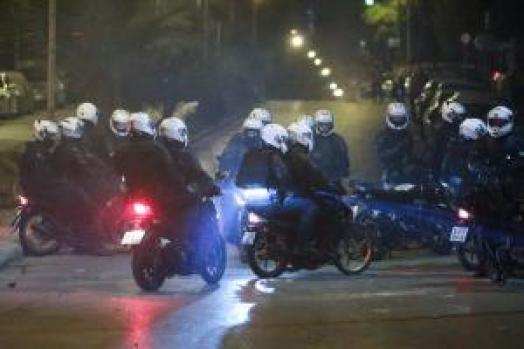 , Δέκα βίντεο που αποκαλύπτουν το νέο όργιο αστυνομικής καταστολής, INDEPENDENTNEWS