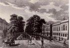 Akademiegebäude nach 1787, Quelle: BBAW