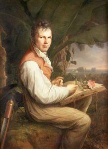 Friedrich Georg Weitsch (1758-1828), Alexander von Humboldt, 1806