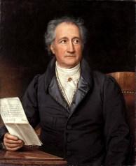 J. W. Goethe (Quelle: Wikimedia)