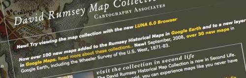 David Rumsey Historical Map Collection (Quelle: davidrumsey.com)