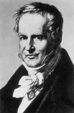 Zeitgenössicher Stich des deutschen Naturforschers und Geographen Alexander von Humboldt. Rechte: dpa