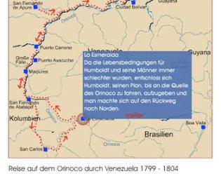 Entdecker-Reisen: Alexander von Humboldt (Quelle: Planet Schule)