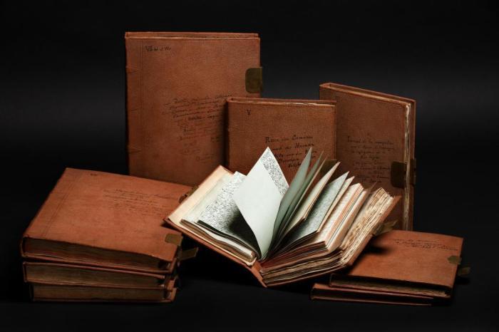 Die Amerikanischen Reisetagebücher, Staatsbibliothek zu Berlin-PK, Foto: Carola Seifert
