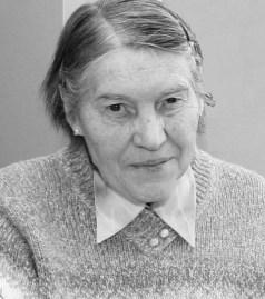 Dr. Margot Faak (* 27.11.1926 † 14.06.2015)