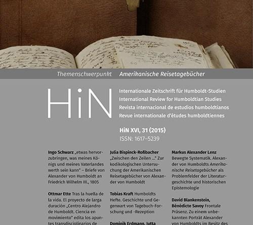 HiN XVI, 31 (2015)