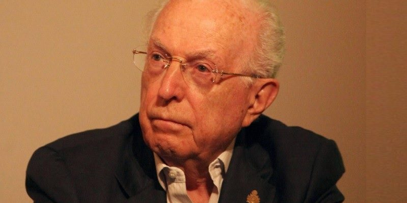 Der mexikanische Autor Jaime Labastida