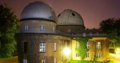 """""""Astronomie in Alexander von Humboldts Kosmos-Vorlesung"""". Vortrag am 17. Okt. in Babelsberg"""