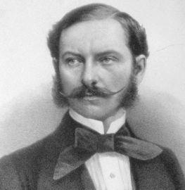Hermann Schlagintweit-Sakünlünski, Portrait