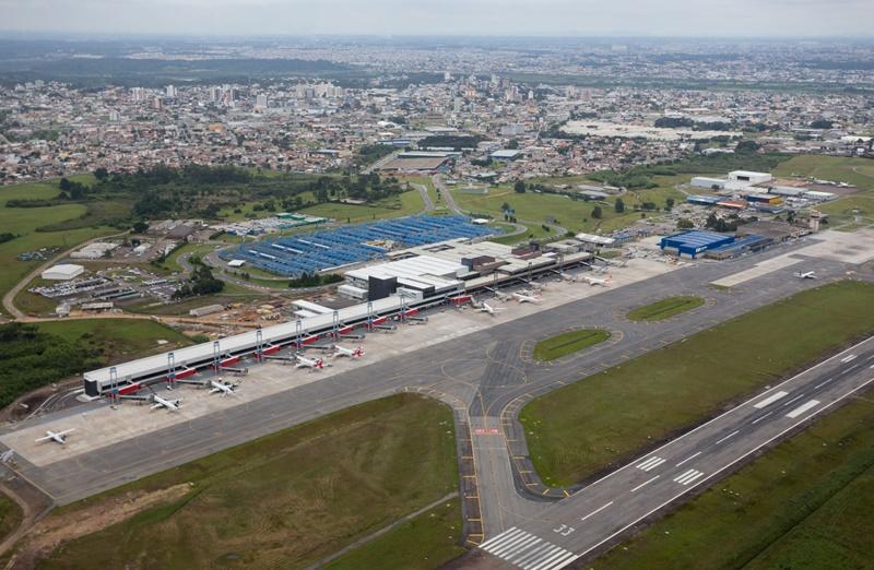 Aeroporto Afonso Pena Curitiba : Aeroporto internacional de curitiba afonso pena portal