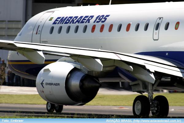 Boeing pondera compra da Embraer