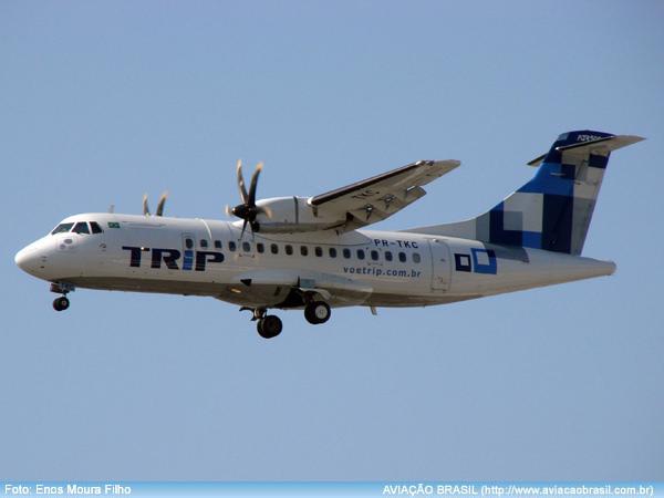 Trip Linhas Aéreas - PR-TKC