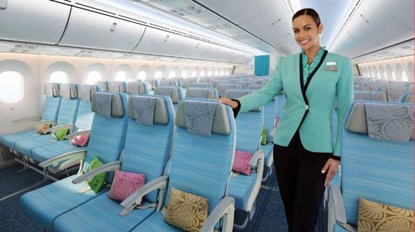 , Air Tahiti Nui recebe seu primeiro Boeing 787-9, Portal Aviação Brasil