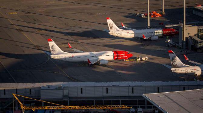 Norwegian transportó más de 33 millones de pasajeros en 2017, un máximo histórico.