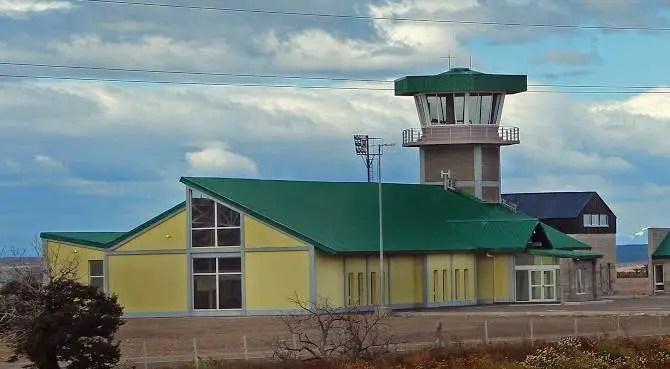 Rio Turbio Aeropuerto