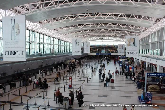 Aeropuerto de Ezeiza - Terminal A
