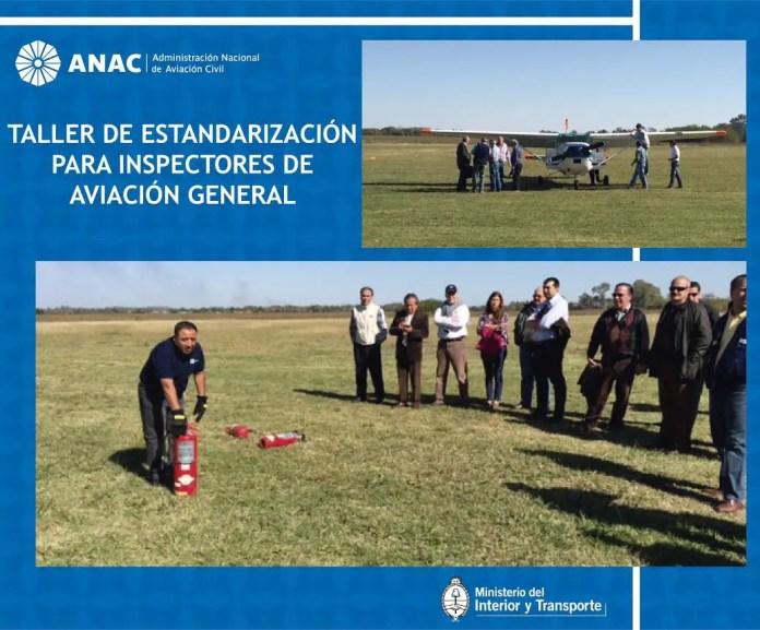 ANAC - Taller Inspectores