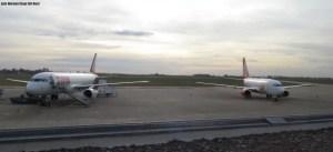 Gol y TAM cambiaron el perfil del aeropuerto de Rosario (Foto: Luis Hernán - SAAR Spotters)