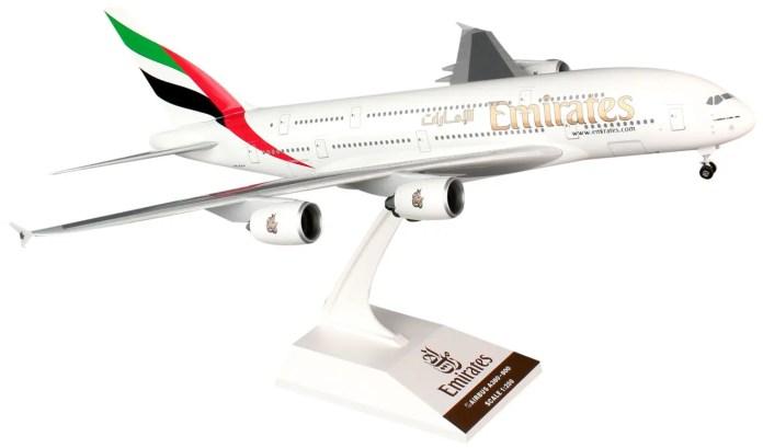 Emirates Modelo A380