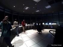 Interior de la TWR