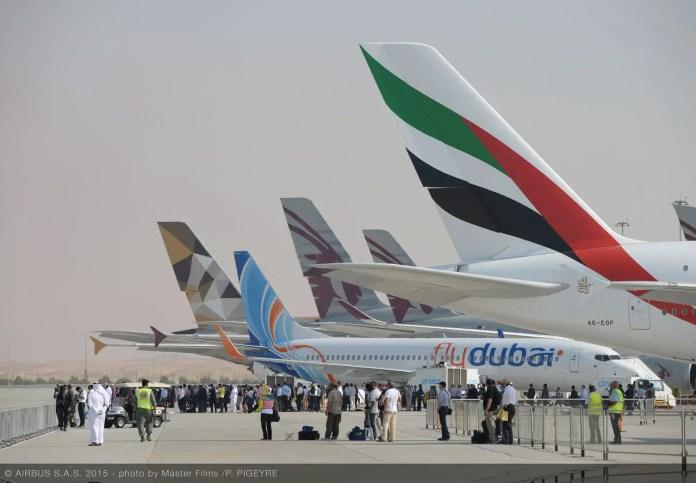 Dubai Air Show 04 - Airbus Image