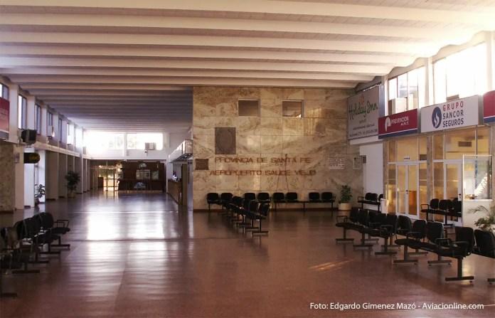 Aeropuerto de Santa Fe - Sauce Viejo