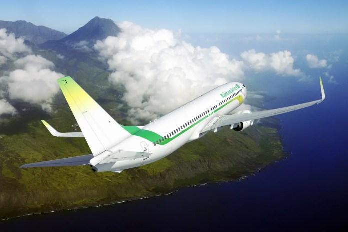 Boeing 737-800 - Air Mauritania