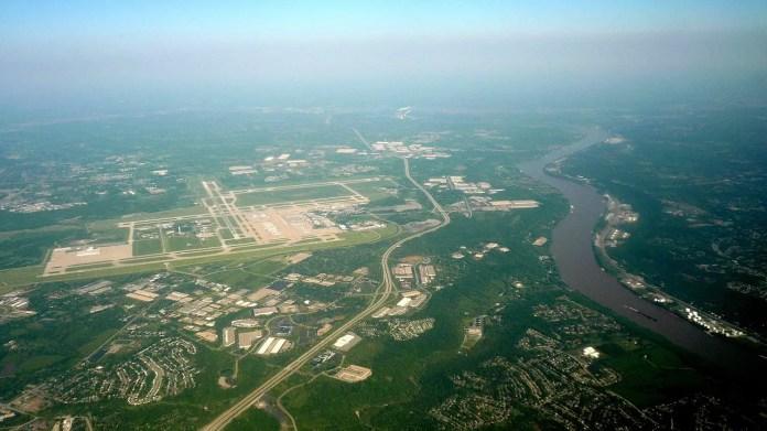 Aeropuerto de Cincinnati (CVG). Foto: Ubi Desperare Nescio / Wikimedia Commons