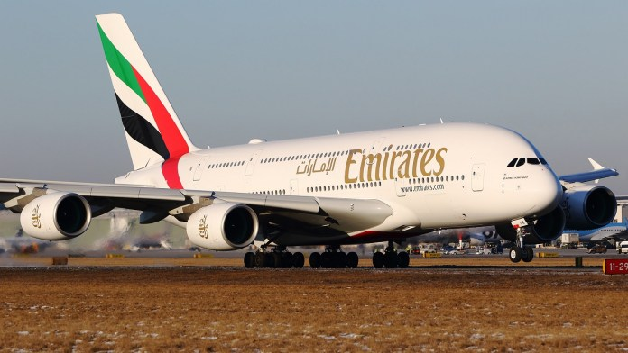 Foto: prensa Emirates