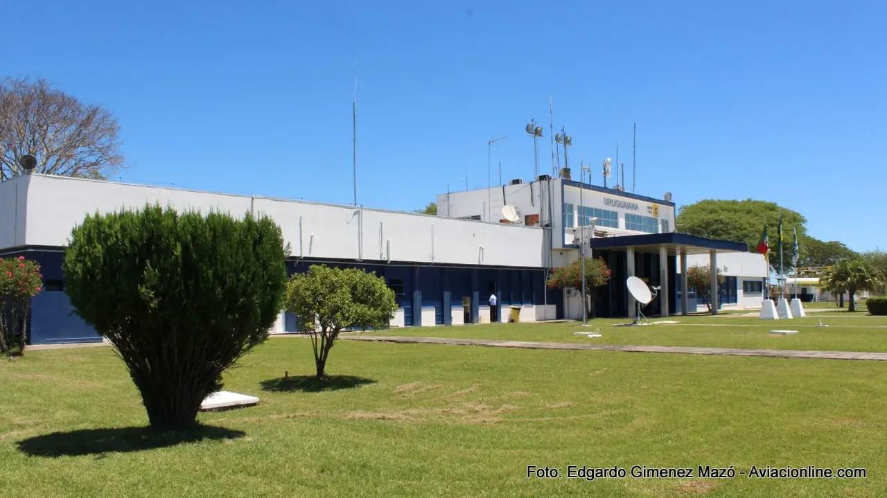 Aeropuerto de Uruguaiana, Río Grande do Sul.
