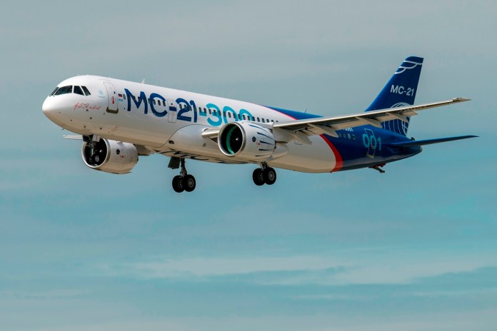 (Foto: Irkut Aviation)