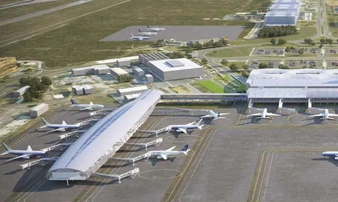 Asunción - proyecto nuevo aeropuerto