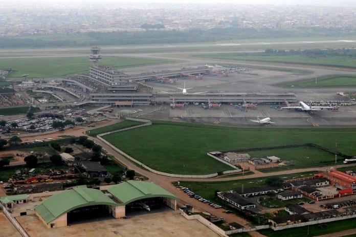 Aeropuerto Internacional Murtala Muhammed de Lagos - Nigeria (Foto: Kenneth Iwelumo / Wikimedia Commons).