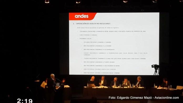 AeroAudiencia2017 - Andes