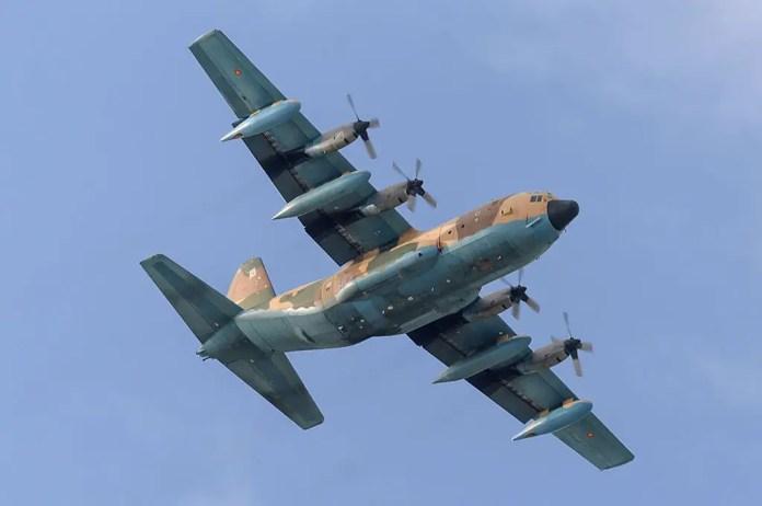 FUERZA AÉREA DE PERÚ - Página 36 KC-130H-espana-1