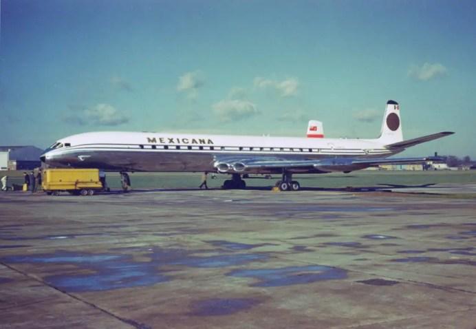 De Havilland Comet de la compañía