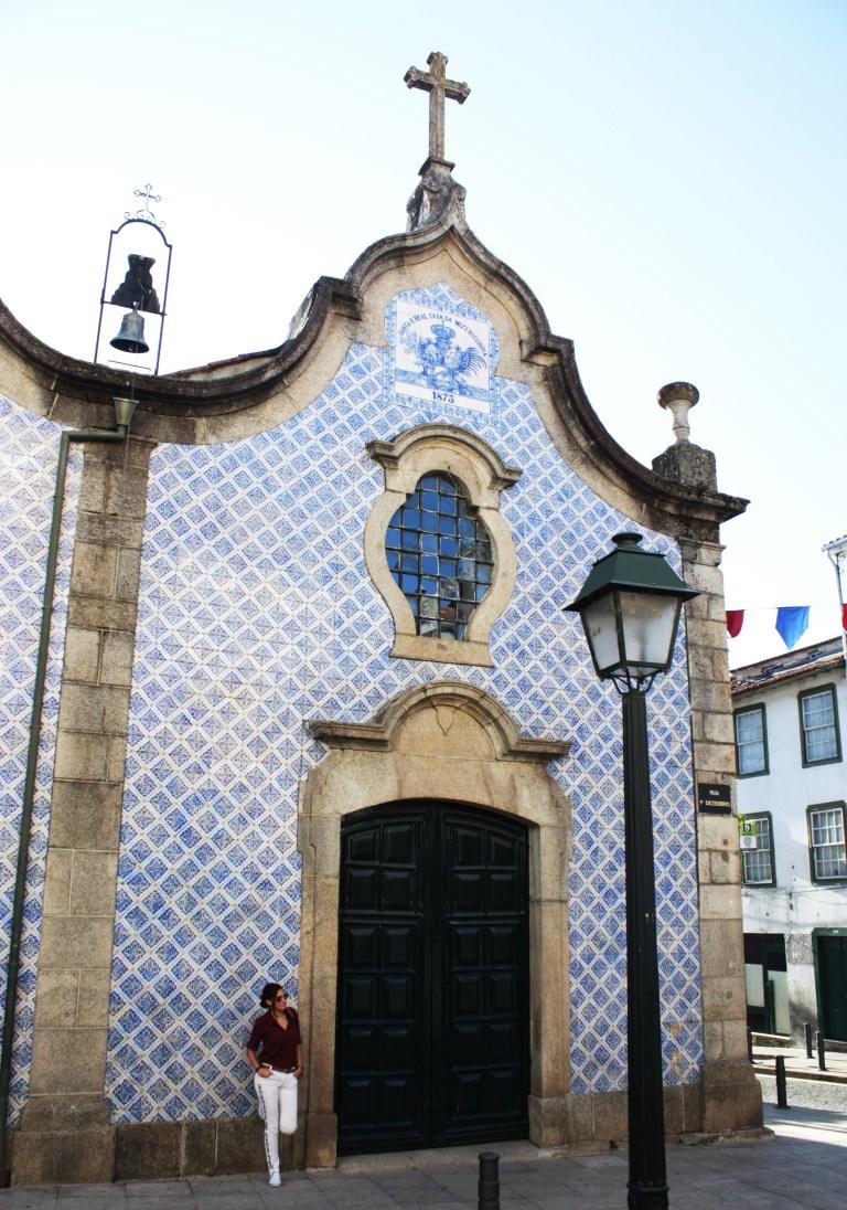 Ruta por el norte de Portugal: de Braganza a Oporto - Iglesia de la Misericordia