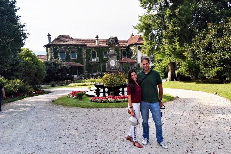 Ruta por el norte de Portugal: de Braganza a Oporto - Quinta da Avaleda