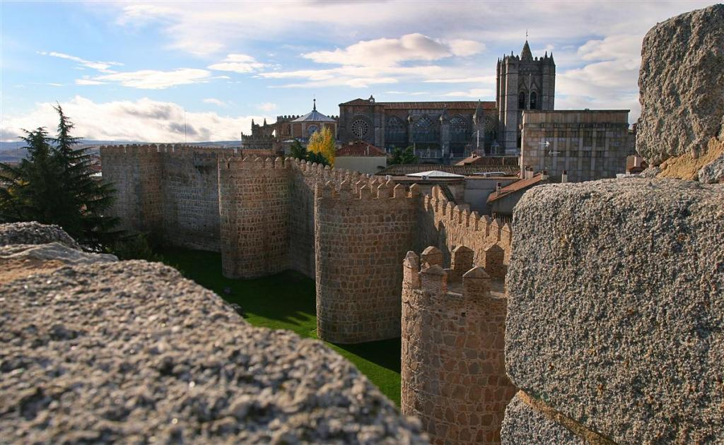 Catedral - Un día en Ávila