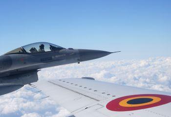 F-16 cocarde