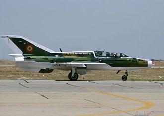Mig 21 TIAD 2001  Izmir-Cigli