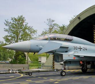 eurofighter germania