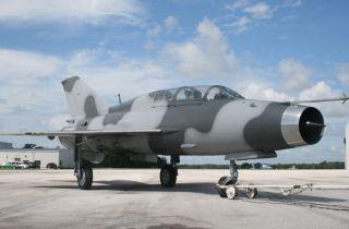 MiG 21 Poland
