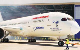 dreamliner air india